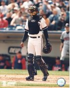 Sandy Alomar Jr Chicago Cubs LIMITED STOCK 8X10 Photo