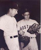 Dom DiMaggio & Joe DiMaggio Boston Red Sox / NY Yankees LIMITED STOCK 8x10 Photo