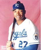 "Dermal Brown ""Dee""  Kansas City Royals LIMITED STOCK 8X10 Photo"