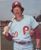 Mike Schmidt Philadelphia Phillies Glossy Card Stock LIMITED STOCK 8X10 Photo