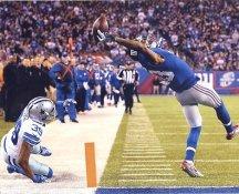 Odell Beckham New York Giants LIMITED STOCK SATIN 8X10 Photo
