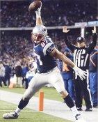 Rob Gronkowski New England Patriots LIMITED STOCK SATIN 8X10 Photo