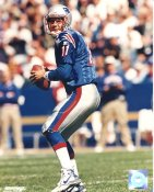 Drew Bledsoe New England Patriots  LIMITED STOCK 8X10 Photo