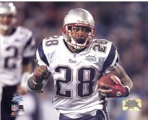 Corey Dillon New England Patriots Super Bowl 39 LIMITED STOCK 8x10 Photo