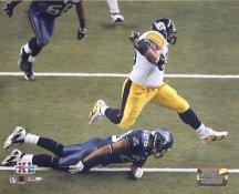 Jerome Bettis Super Bowl 40 Pittsburgh Steelers Slight Corner Crease SUPER SALE 8x10 Photo