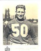 Alex Wojciechowicz Class of 1968 Pro Football Hall of Fame Detroit Lions LIMITED STOCK 8X10 Photo