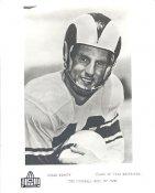 Elroy Hirsch Class of 1968 Pro Football Hall of Fame LA Rams 8X10 Photo