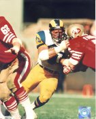 Jack Youngblood Los Angeles Rams LIMITED STOCK 8X10 Photo