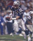 Tom Brady New England Patriots LIMITED STOCK Satin 8X10 Photo