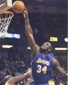 Shaq O'Neal Los Angeles Lakers LIMITED STOCK Satin 8X10 Photo