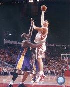 Yao Ming Houston Rockets Slight Corner Crease SUPER SALE 8X10 Photo