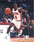 Joe Dumars Detriot Pistons Slight Corner Crease SUPER SALE 8X10 Photo