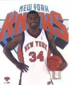Antonio McDyess New York Knicks Slight Corner Crease SUPER SALE 8X10 Photo