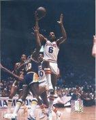Julius Erving Philadelphia 76ers Slight Corner Crease SUPER SALE 8X10 Photo