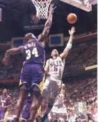 Jason Kidd & Shaq O'Neal New Jersey Nets LIMITED STOCK 8X10 Photo
