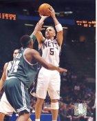 Jason Kidd & Paul Pierce New Jersey Nets Slight Corner Crease SUPER SALE 8X10 Photo
