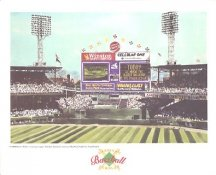 Comiskey Park Chicago White Sox America's Baseball Temples LIMITED STOCK 8X10 Photo Litho