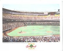 Veterans Stadium Philadelphia Phillies America's Baseball Temples LIMITED STOCK 8X10 Photo Litho