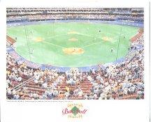 Three Rivers Stadium Pittsburgh Pirates America's Baseball Temples LIMITED STOCK 8X10 Photo Litho