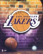 Los Angeles Lakers Basketball Logo LIMITED STOCK 8X10 Photo