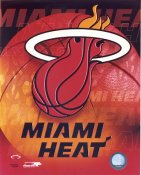 Miami Heat Basketball Logo LIMITED STOCK 8X10 Photo