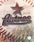 Houston Astros Baseball Logo LIMITED STOCK 8X10 Photo