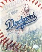 Los Angeles Dodgers Baseball Logo LIMITED STOCK 8X10 Photo