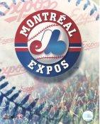 Montreal Expos Baseball Logo LIMITED STOCK 8X10 Photo