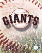 San Francisco Giants Baseball Logo LIMITED STOCK 8X10 Photo