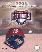 Washington Nationals Baseball Logo LIMITED STOCK 8X10 Photo