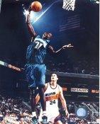 Kevin Garnett Minnesota Timberwolves Slight Corner Crease SUPER SALE 8X10 Photo