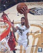 Anthony Davis New Orleans Hornets LIMITED STOCK Satin 8X10 Photo