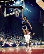 George Gervin San Antonio Spurs LIMITED STOCK Satin 8X10 Photo