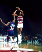 George Gervin All-Star Game San Antonio Spurs LIMITED STOCK Satin 8X10 Photo