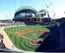 N2 Miller Park Milwaukee Brewers 8X10 Photo