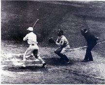 Jimmy Foxx Batting Mike Gonzalez Catching Boston Red Sox LIMITED STOCK 8X10 Photo
