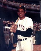 Willie Mays San Francisco Giants LIMITED STOCK 8X10 Photo