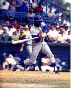 Tommy Tommie Agee New York Mets LIMITED STOCK Satin 8X10 Photo