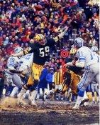 Greg Landry & Tom Toner Detroit Lions / Green Bay Packers LIMITED STOCK 8X10 Photo