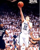 Jimmer Fredette Brigham Young University 8X10 Photo
