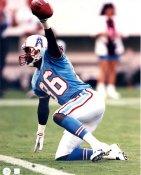Willie Davis Houston Oilers LIMITED STOCK 8X10 Photo