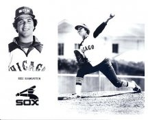 Ross Baumgarten Chicago White Sox LIMITED STOCK Comes In A Top Load 8X10 Photo