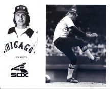 Ken Kravec Chicago White Sox LIMITED STOCK Comes In A Top Load 8X10 Photo