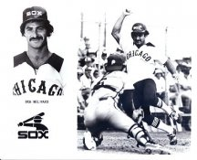 Bob Molinaro Chicago White Sox LIMITED STOCK Comes In A Top Load 8X10 Photo