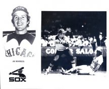 Jim Morrison Chicago White Sox LIMITED STOCK Comes In A Top Load 8X10 Photo