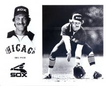 Greg Pryor Chicago White Sox LIMITED STOCK Comes In A Top Load 8X10 Photo