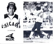 Leo Sutherland Chicago White Sox LIMITED STOCK Comes In A Top Load 8X10 Photo