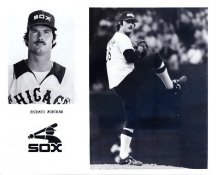 Richard Wortham Chicago White Sox LIMITED STOCK Comes In A Top Load 8X10 Photo