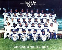 Chet Lemon, Joe Sparks, Mike Squires, Jorge Orta -1979 Team Chicago White Sox LIMITED STOCK Comes In A Top Load 8X10 Photo