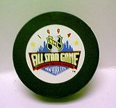 Rangers 1994 Puck All-Star Game Hockey Puck